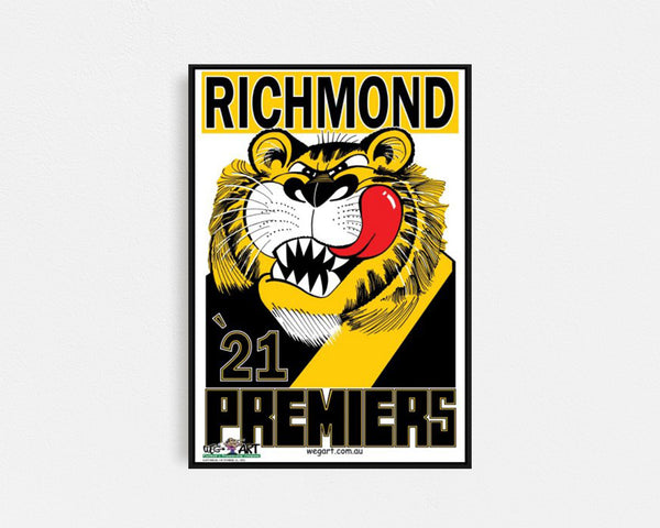 Richmond 1921 Premiership