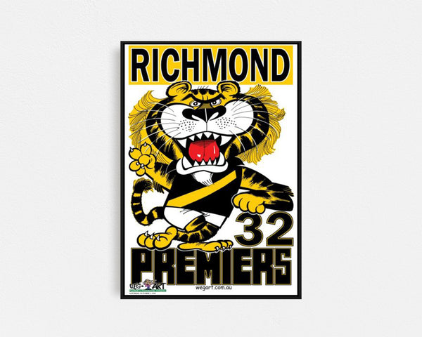 Richmond 1932 Premiership