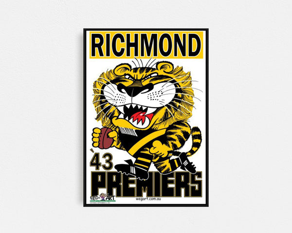 Richmond 1943 Premiership