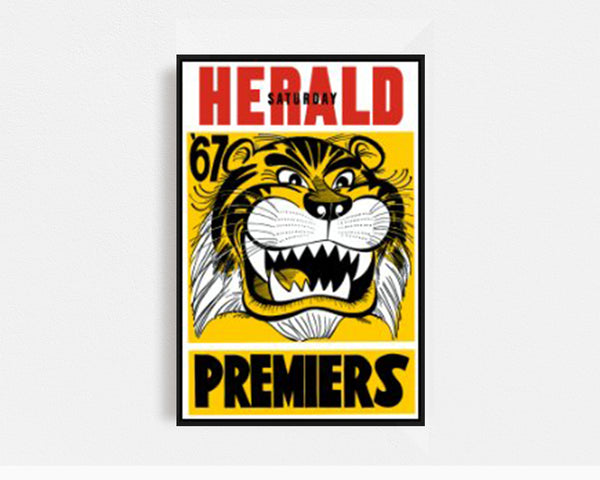 Richmond 1967 Premiership