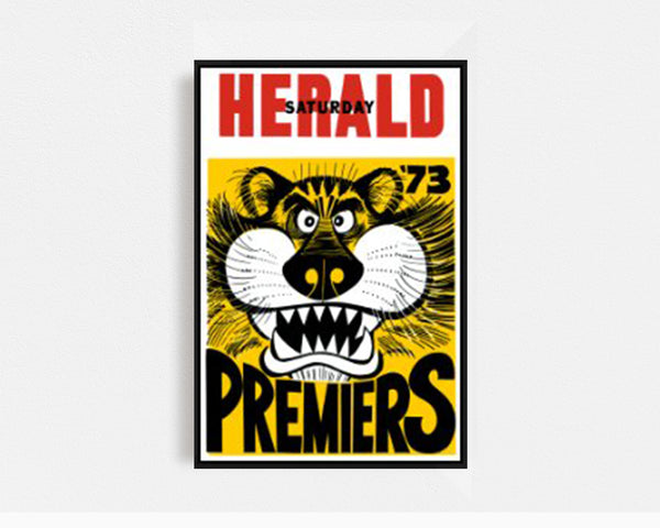 Richmond 1973 Premiership