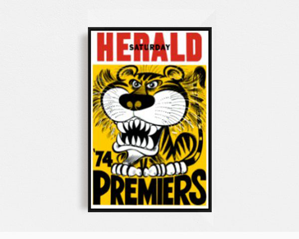 Richmond 1974 Premiership