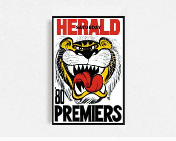 Richmond 1980 Premiership