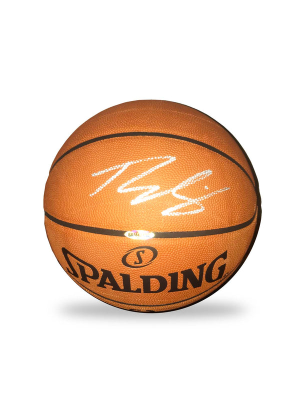 Ben Simmons Hand Signed Basketball