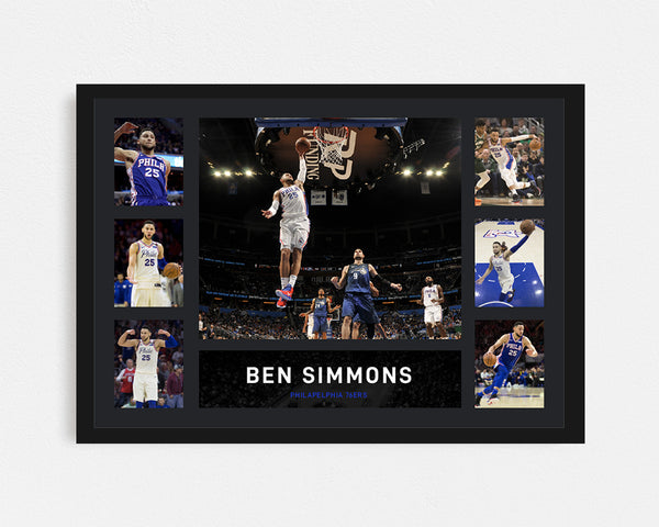 Ben Simmons - Tribute Frame