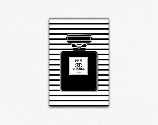 Chanel No. 5 Poster 2nd Edition