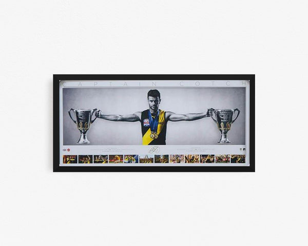 TRENT COTCHIN FACSIMILE SIGNED MINI WINGS