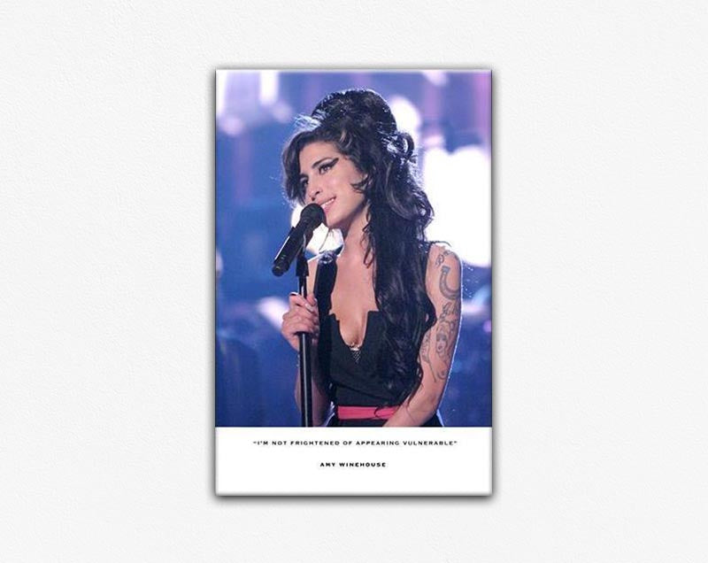 Amy Winehouse Frame