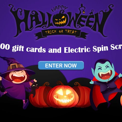 Halloween giveaway contests & sweepstakes win $100 Amazon gift card for free 2020
