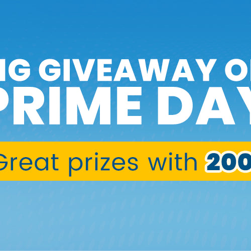 Amzon prime day giveaway 2020