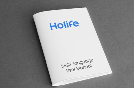 Holife User Manual for Self Service