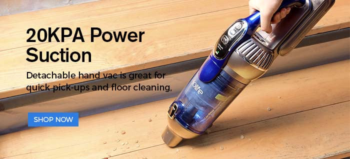 Upright Vacuum 20kpa power suction