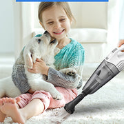 Holife handheld vacuum clean pet hair
