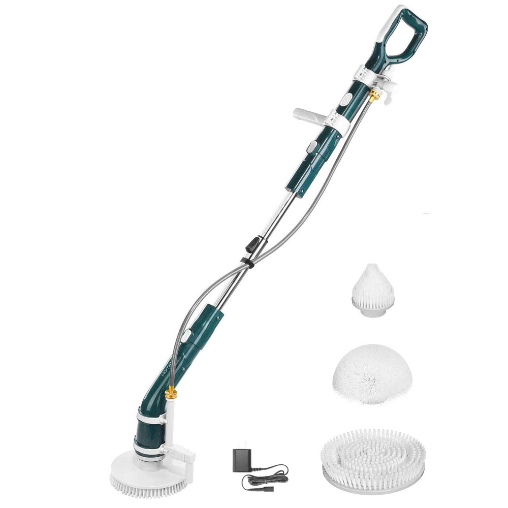Homitt HM403AG Power Spin Scrubber with Water pipe - HoLife