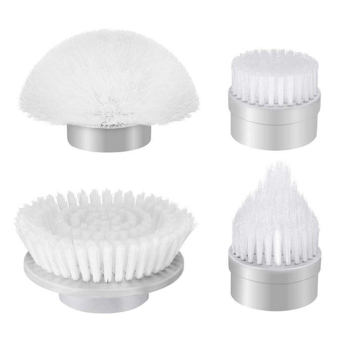 Homitt GEHM116BH 4pcs Replacement Brush Heads Spin Scrubber - HoLife