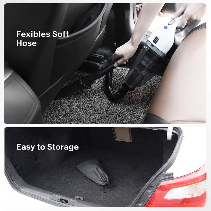 HoLife HM218AW Handheld Vacuum for car cleaning