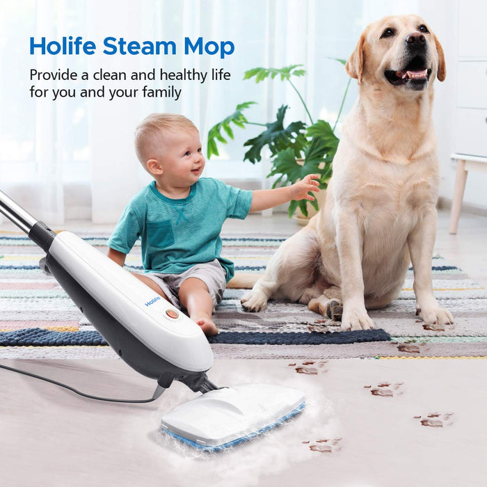 Holife HM331AW Steam Mop Floor for clean and healthy life