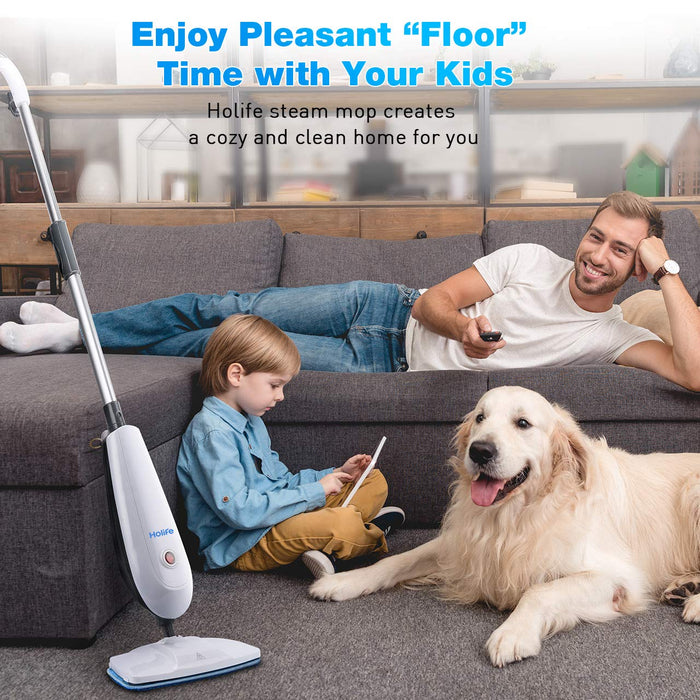 Holife HM331AW Steam Mop Floor - HoLife