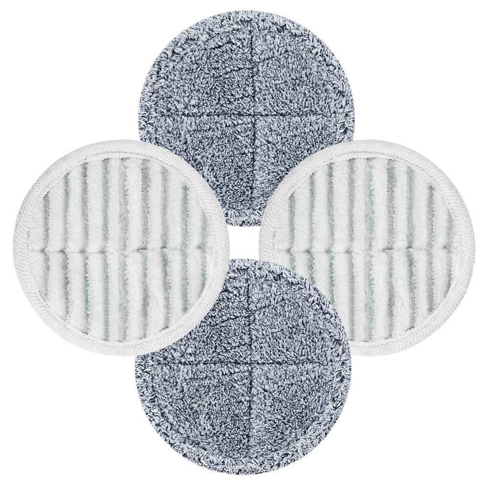 Homitt GEHM469AW 4Pcs Electric Spin Mop Pads - HoLife