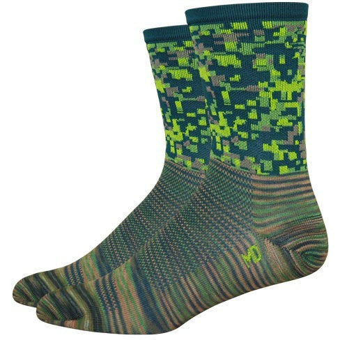 "Aireator 6"" Hi Top Recon Digital Camo/Green"