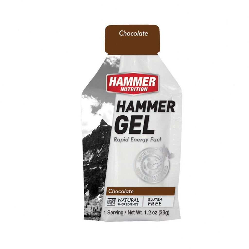Hammer Nutrition Gel 1 servida - Chocolate