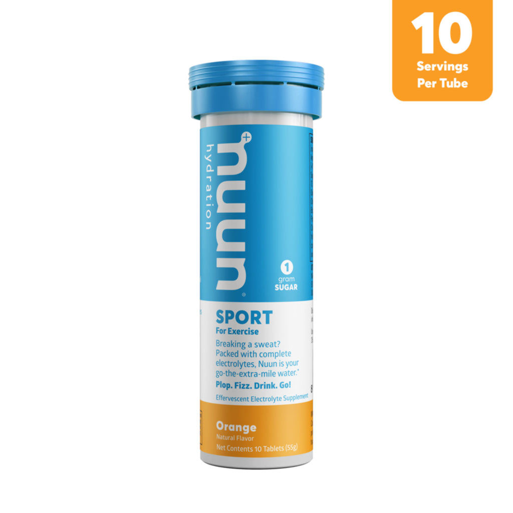Nuun Hydration Sport 10 Tablets - Orange