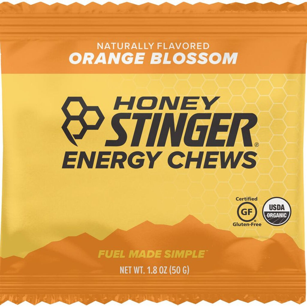 Honey Stinger Chews - Orange