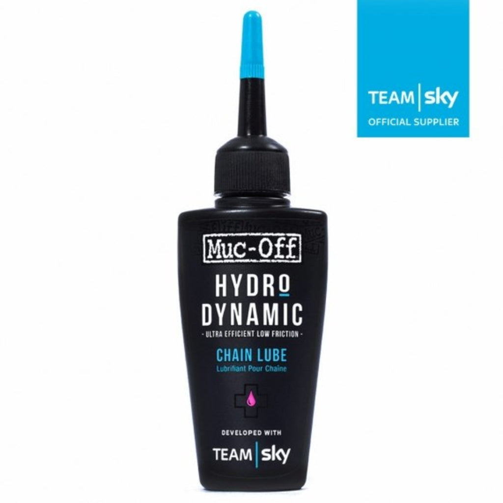 Muc-Off Hydrodynamic Bike Chain Lube - 50ml, Drip