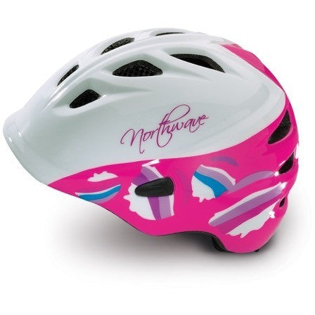 Northwave Helmet Junior Rosa - Star