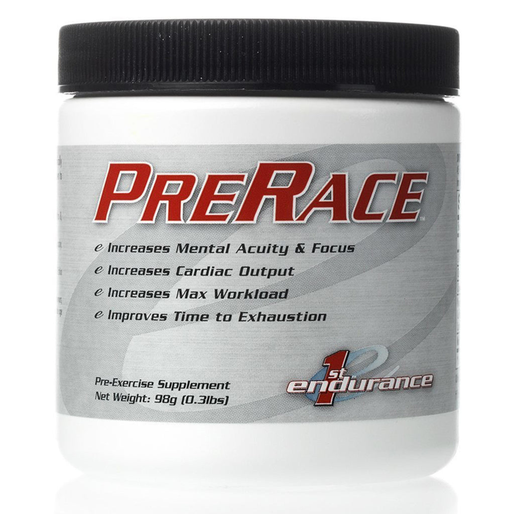 First Endurance PreRace Powder, 20 servings
