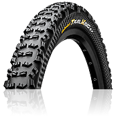 Continental Trail King Tire 26x2.2 Steel Bead Black