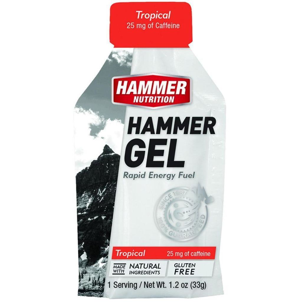 Hammer Nutrition Gel 1 servida - Tropical