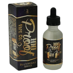 100 Proof Vape Co - Blueberry Shine - ParadiseVapors.online