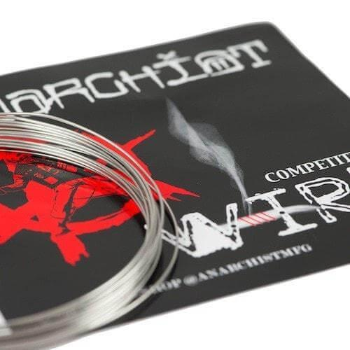 Anarchist - Competition Wire - 24G - ParadiseVapors.online