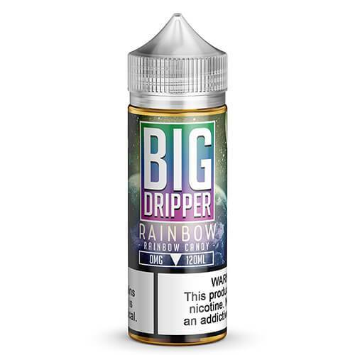 Big Dripper E-Liquid - Rainbow - ParadiseVapors.online
