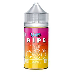 Ripe Collection Salts - Peachy Mango Pineapple - ParadiseVapors.online
