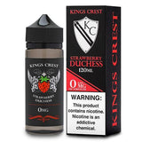 Kings Crest Reserve Premium E-Liquid - Strawberry Duchess Reserve - ParadiseVapors.online