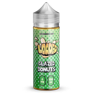 Loaded E-Liquid - Glazed Donuts - ParadiseVapors.online