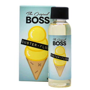 The Original Boss eJuice - Custer-Fluck - ParadiseVapors.online