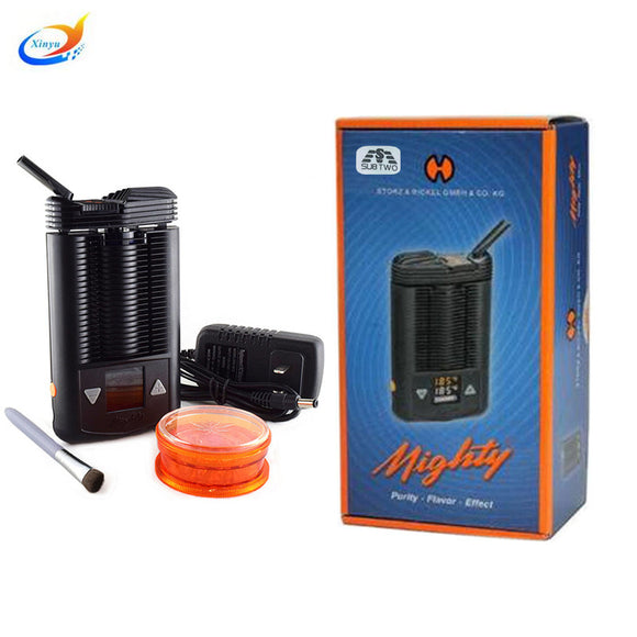 Mighty mod kit dry herb Powerful Temperature Adjustable mod e-cigarettes Mighty herbal dry herb vaporizer Box Mod Big Vape - ParadiseVapors.online