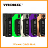 Wismec CB-60 Battery Built in 2300mAh Output 60W Wattage - ParadiseVapors.online