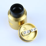 goon v1.5 RDA Atomizer with BF PIN 528 RDA  Electronic Cigarette Atomizer Tank Rebuildable Dripping Atomizer Adjustable Airflow - ParadiseVapors.online