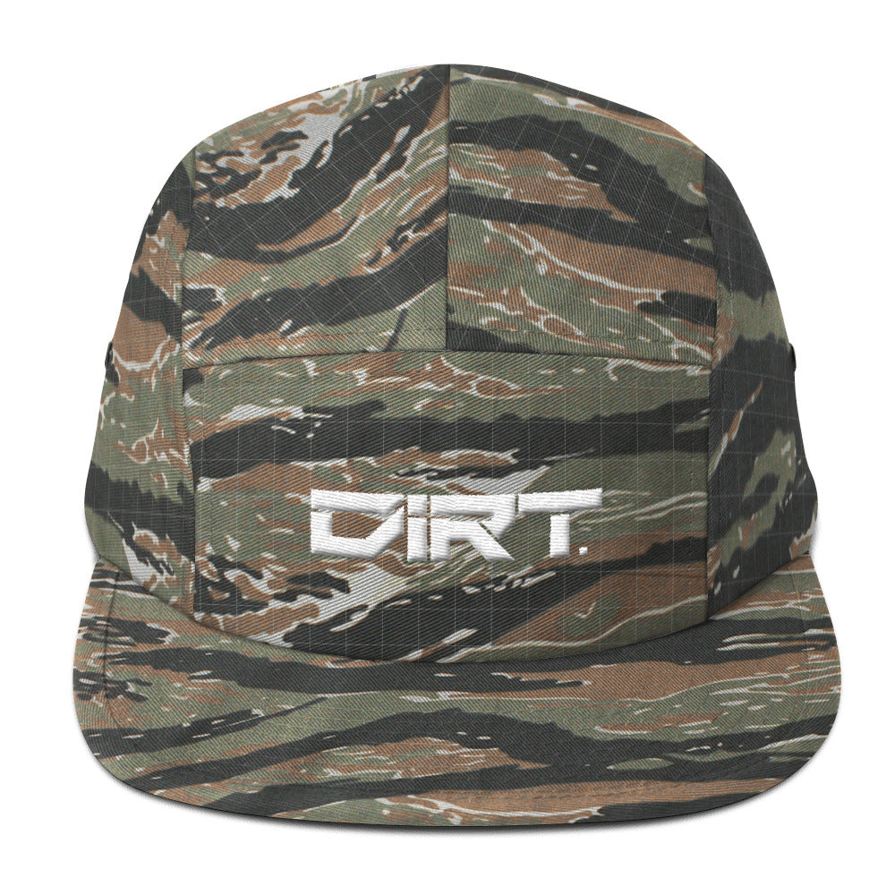 Five Panel Dirt Cap