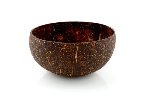 Rustic Giant Coconut Bowl