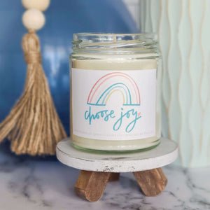 Choose Joy Soy Candle