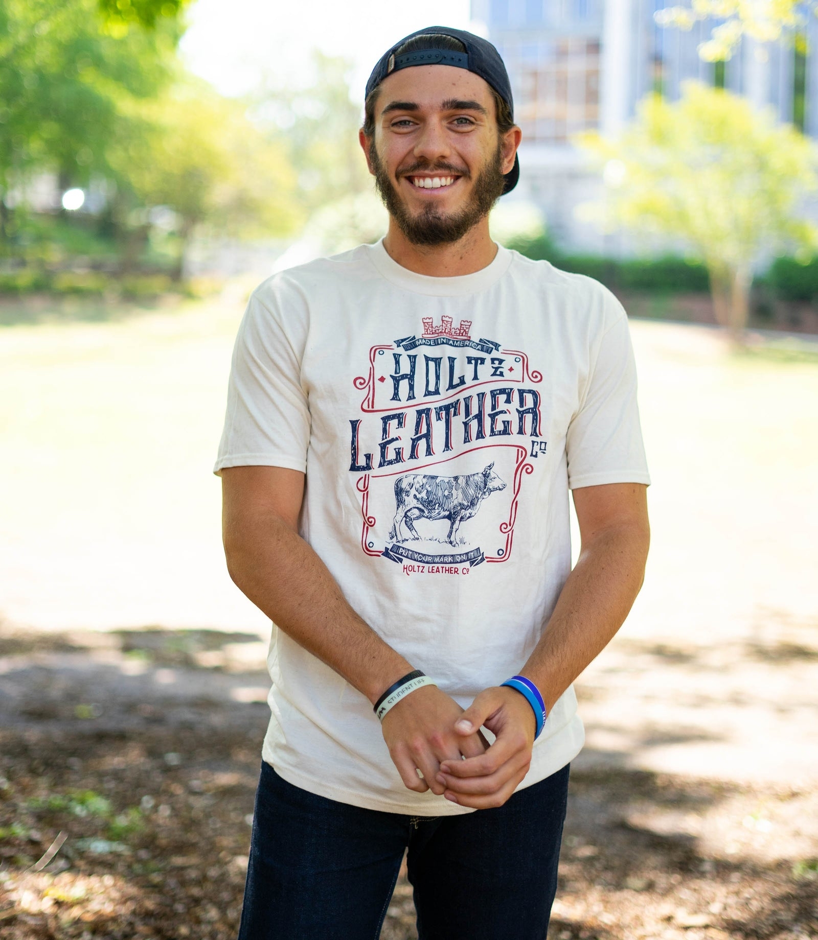 Hats & Apparel - Holtz Leather Co