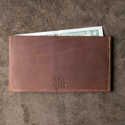 leather wallet insert