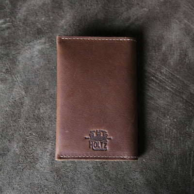 The Pioneer Custom Logo Fine Leather Passport Wallet Passport Cover Put Your Logo On It Corporate