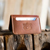 The Officially Licensed  Auburn Gates Bifold Money Clip Wallet