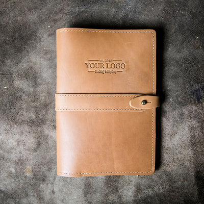 The Inventor Custom Logo Fine Leather A5 Moleskine Journal Diary Put Your Logo On It Corporate
